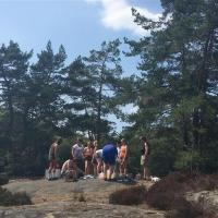 Kanutour in Schweden_199