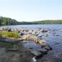 Kanutour in Schweden_542