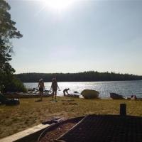 Kanutour in Schweden_548