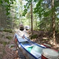 Kanutour in Schweden_623
