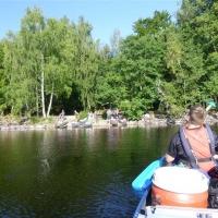 Kanutour in Schweden_664